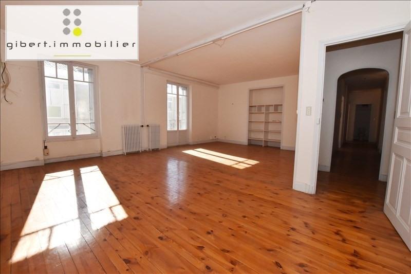 Vente appartement Le puy en velay 96500€ - Photo 1
