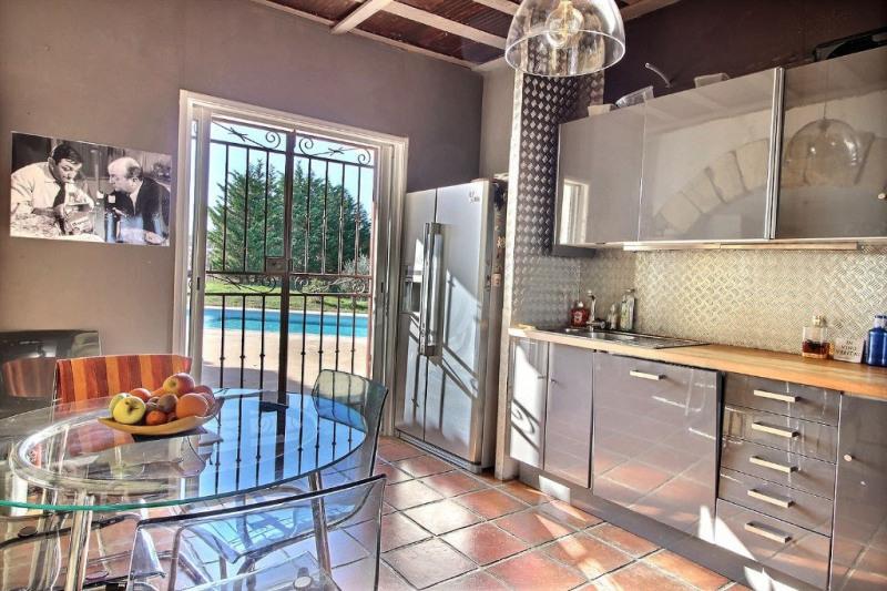 Vente maison / villa Jonquières saint vincent 323000€ - Photo 4