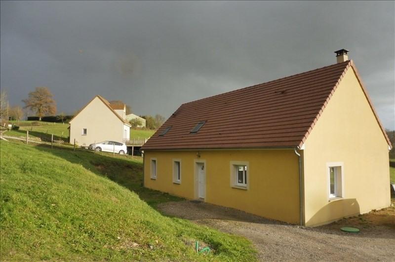 Vente maison / villa Tourouvre 163000€ - Photo 1