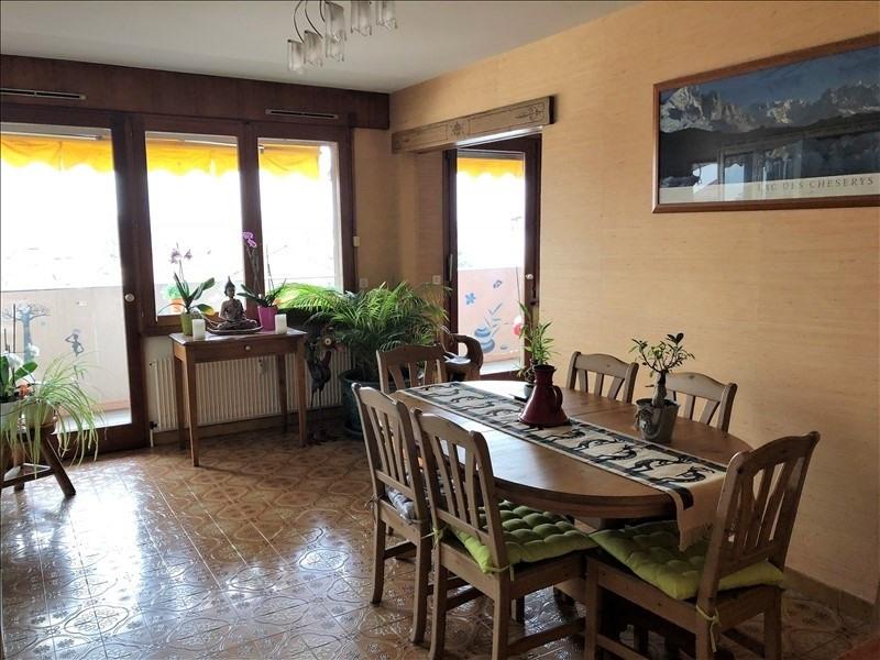 Sale apartment Ville la grand 258000€ - Picture 2