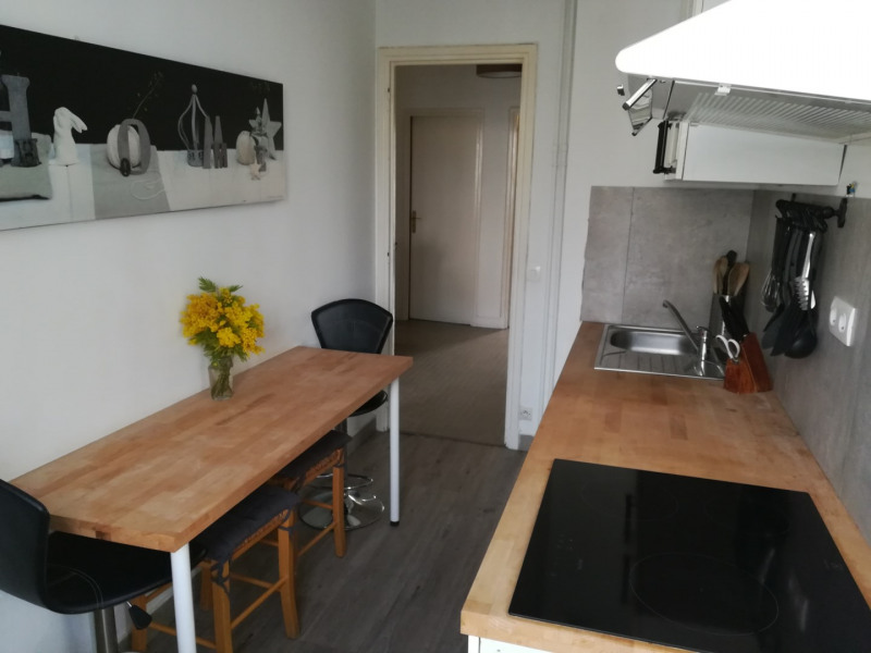 Rental apartment Nice 1 180€ CC - Picture 2