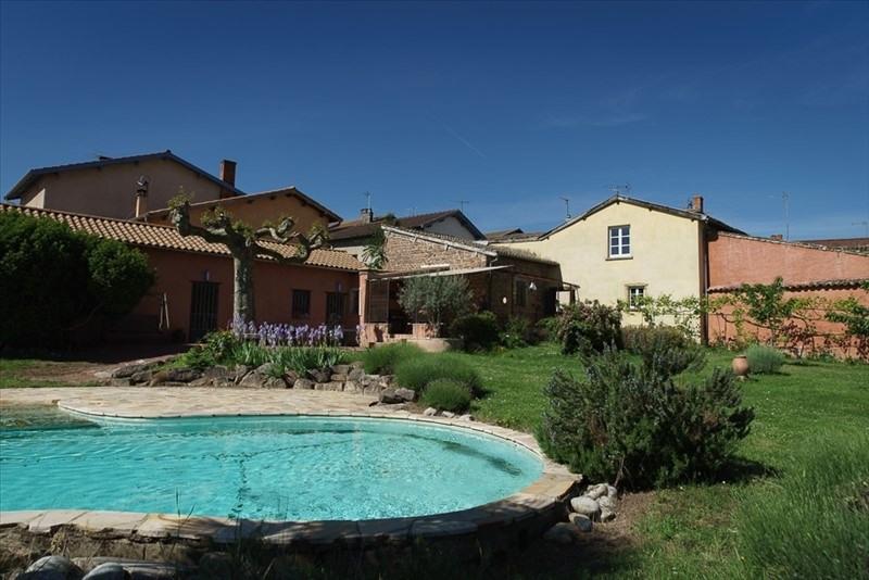 Vente maison / villa Arnas 429000€ - Photo 3