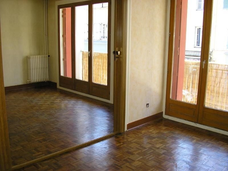 Rental apartment Nantua 718€ CC - Picture 2