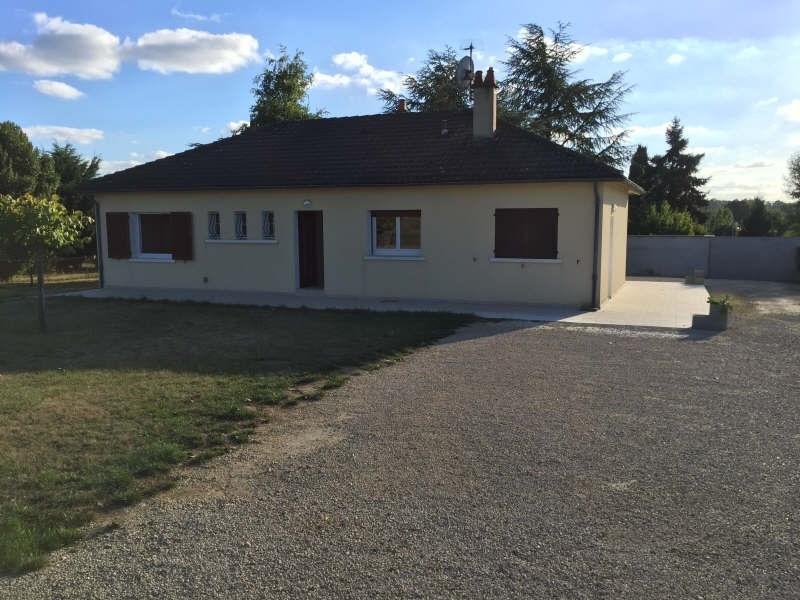 Location maison / villa Fontaine le comte 795€cc -  7