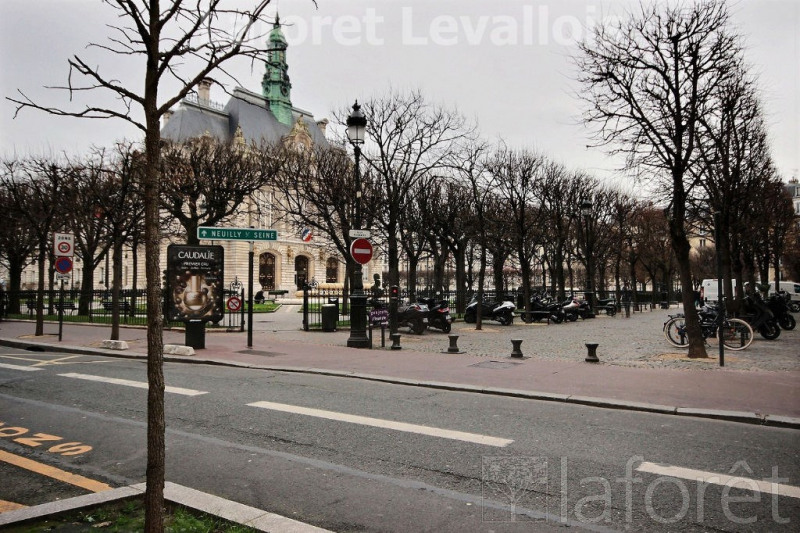 Cession de bail local commercial Levallois perret 168 000€ - Photo 1