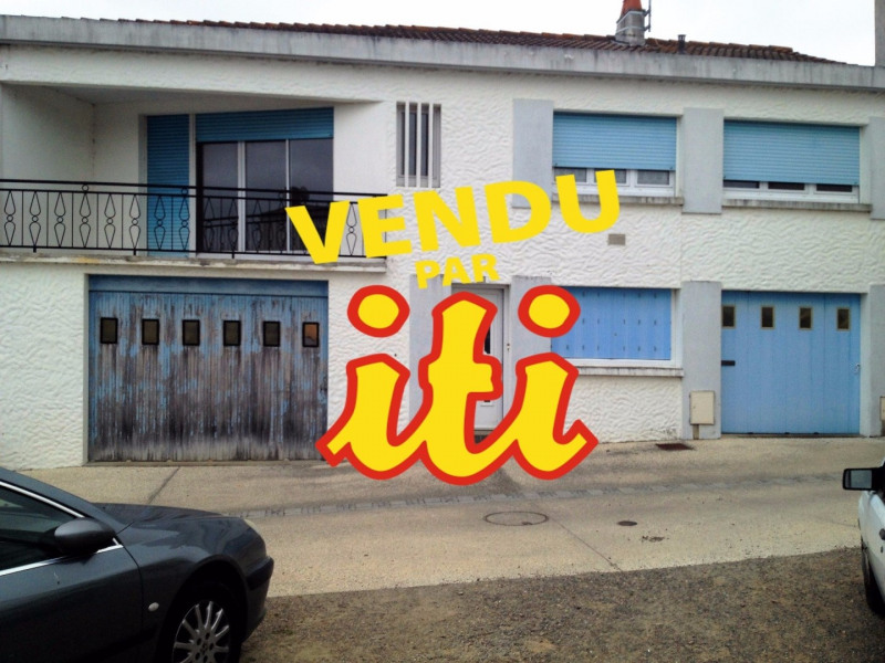 Vente maison / villa Chateau d olonne 199900€ - Photo 1