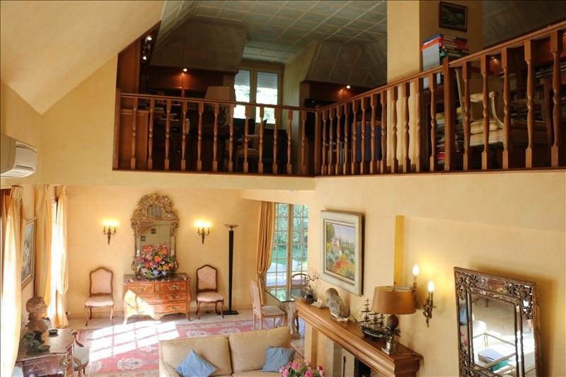 Sale house / villa Crespieres 645000€ - Picture 5