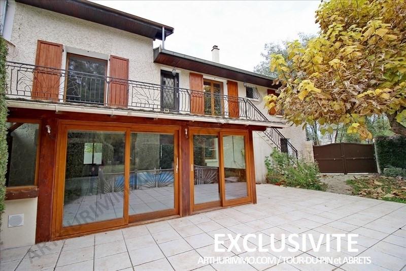 Sale house / villa La tour du pin 199000€ - Picture 1