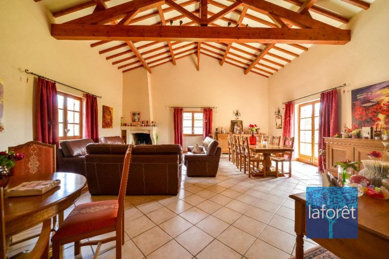 Vente maison / villa Saint etienne des oullieres 550000€ - Photo 3