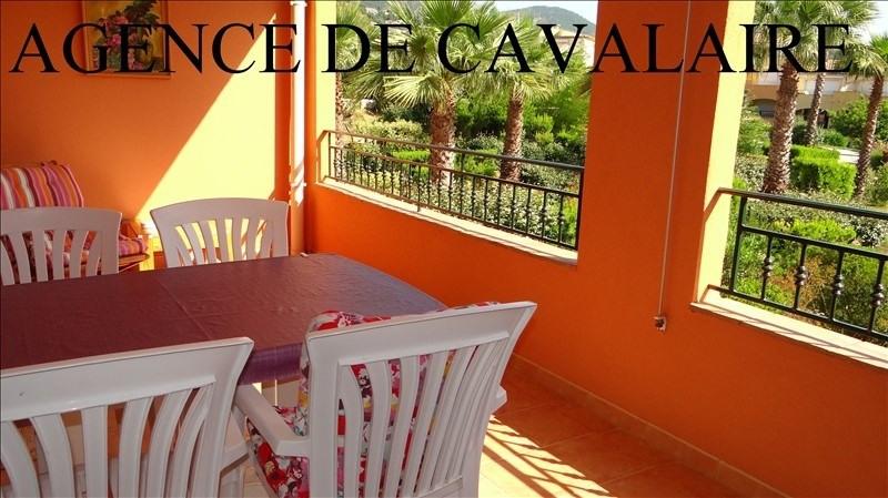 Vente appartement Cavalaire 279000€ - Photo 1