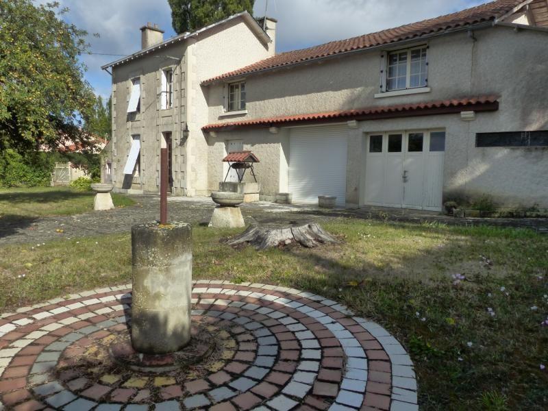 Vente maison / villa Savigny l'evescault 199000€ - Photo 1