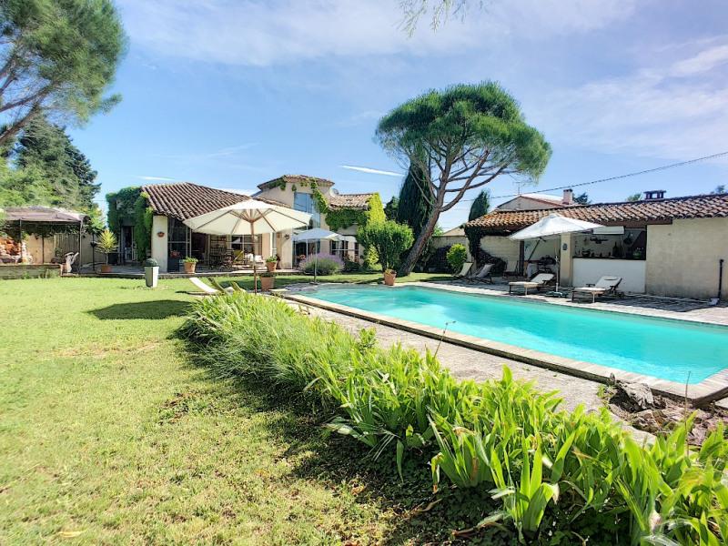 Vente maison / villa Rochefort du gard 455000€ - Photo 1