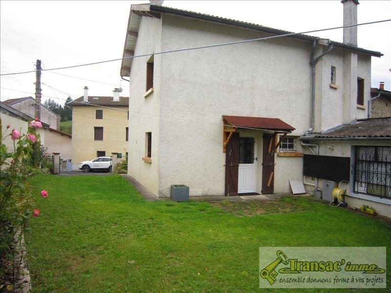 Sale house / villa La monnerie le montel 128400€ - Picture 1