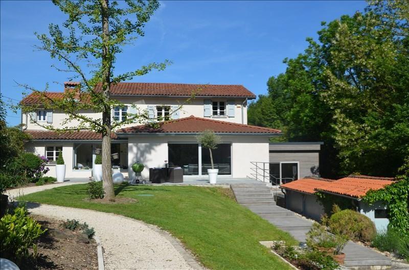 Vente maison / villa Montrond les bains 550000€ - Photo 4