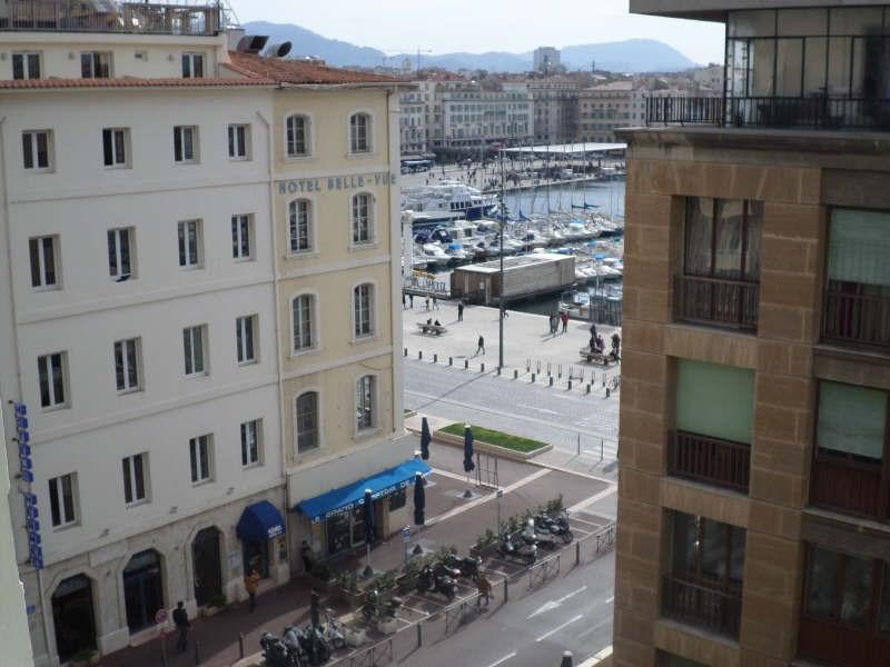 Alquiler  apartamento Marseille 2ème 395€ CC - Fotografía 4