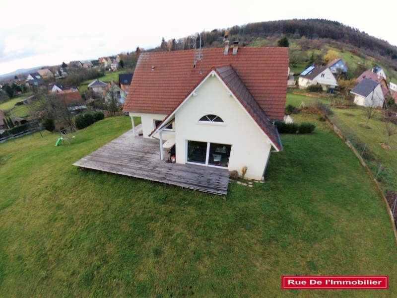 Vente de prestige maison / villa Woerth 425 000€ - Photo 2