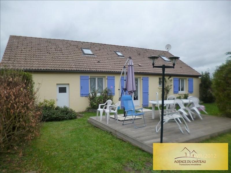Vente maison / villa Le mesnil simon 268000€ - Photo 1