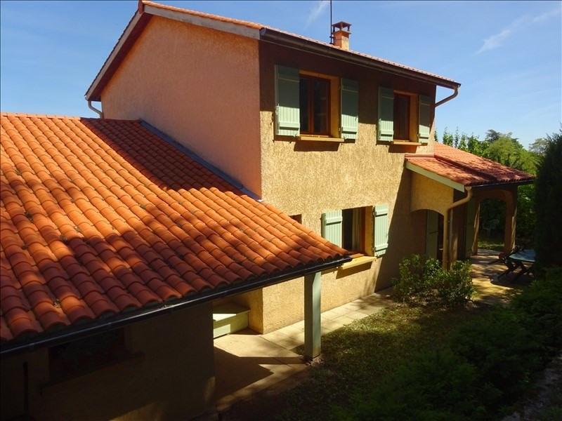 Vente maison / villa St genis laval 419000€ - Photo 3