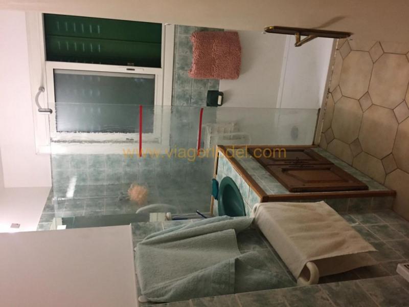 Verkauf auf rentenbasis wohnung La trinité 42500€ - Fotografie 5