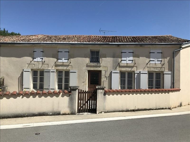 Vente maison / villa Le vanneau 99500€ - Photo 8