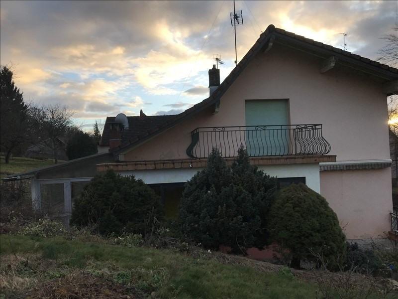 Sale building Mezire 300000€ - Picture 1