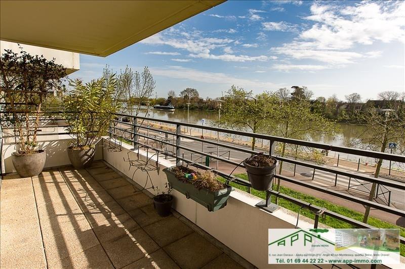 Vente de prestige appartement Juvisy sur orge 329000€ - Photo 1