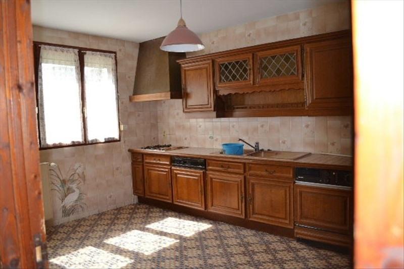 Sale house / villa St brisson 108000€ - Picture 4