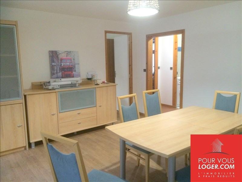 Rental apartment Boulogne sur mer 460€ CC - Picture 1