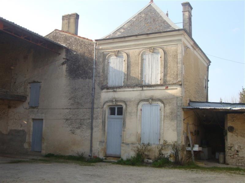Sale house / villa La brousse 96300€ - Picture 1