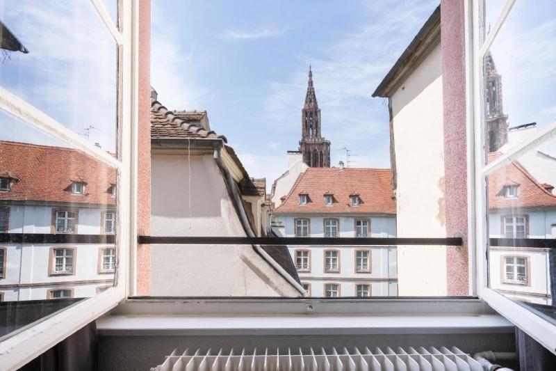 Verhuren vakantie  appartement Strasbourg 430€ - Foto 8