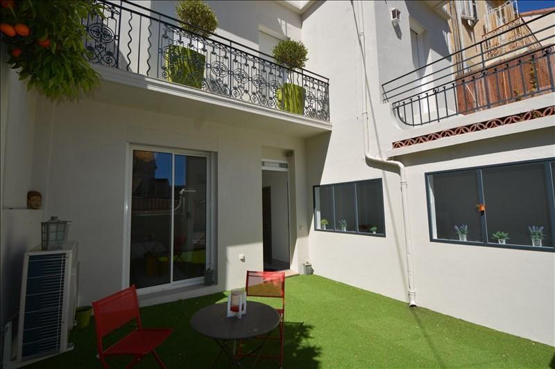 Vente de prestige maison / villa Cannes 680000€ - Photo 1