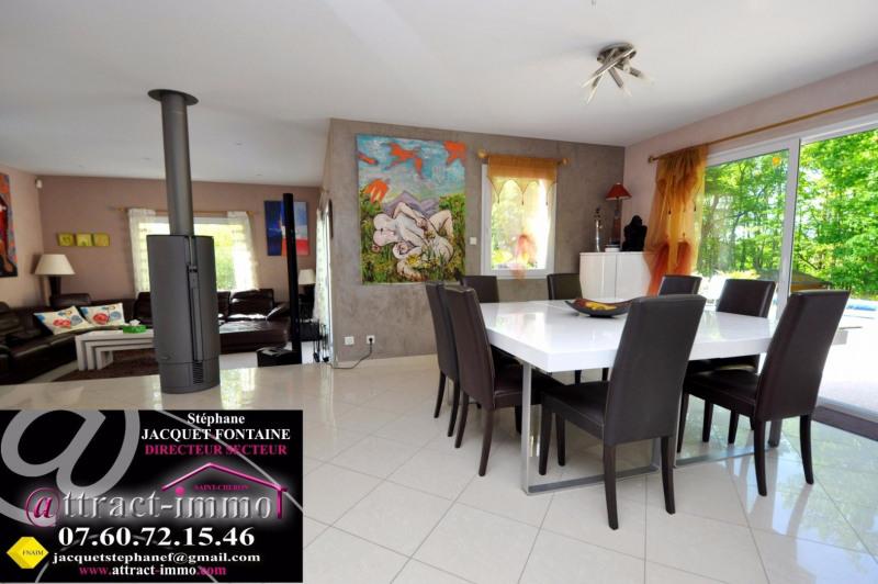 Vente maison / villa St maurice montcouronne 620000€ - Photo 10