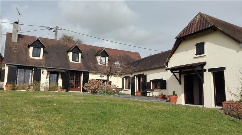 Sale house / villa Marines 320000€ - Picture 2