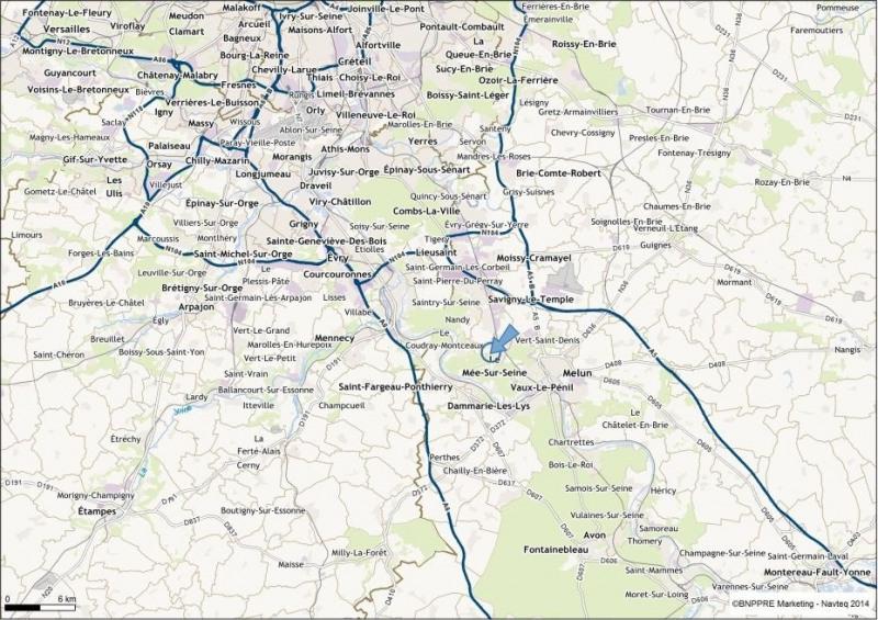 Location Local d'activités / Entrepôt Cesson 0
