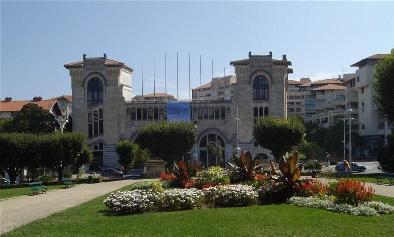Venta  apartamento Biarritz 370000€ - Fotografía 1