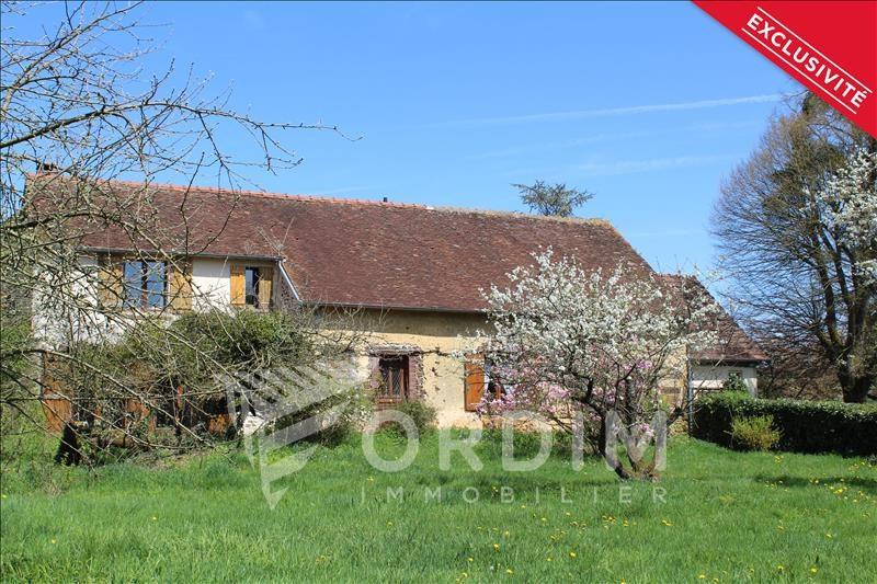Vente maison / villa St sauveur en puisaye 129800€ - Photo 1