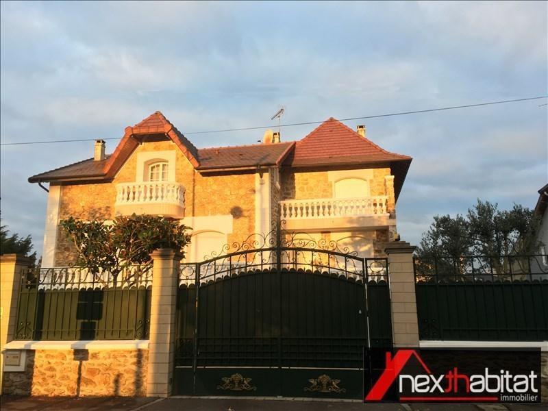 Vente de prestige maison / villa Les pavillons sous bois 880000€ - Photo 1
