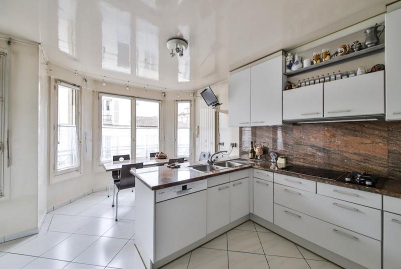 Immobile residenziali di prestigio appartamento Boulogne-billancourt 2200000€ - Fotografia 4