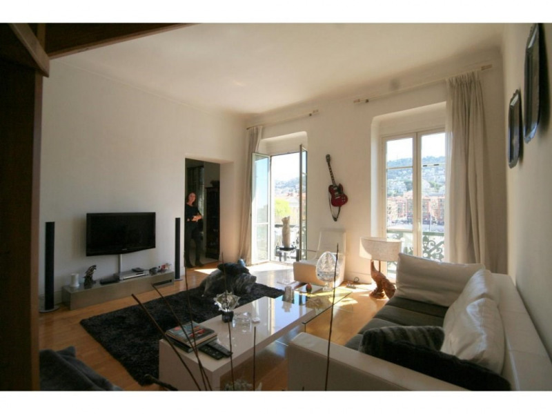 Vente de prestige appartement Nice 730 000€ - Photo 5