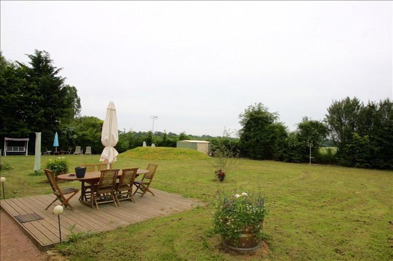 Vente maison / villa Les baux de breteuil 159000€ - Photo 8