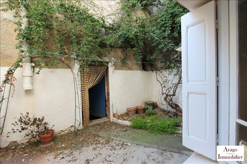 Vente maison / villa Salses le chateau 139500€ - Photo 1