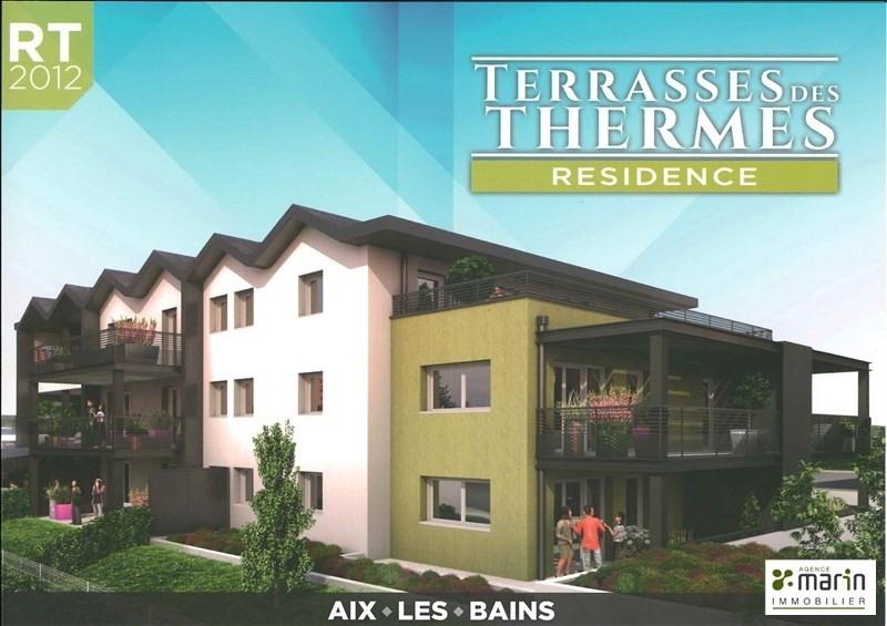 Venta  apartamento Aix les bains 232300€ - Fotografía 2