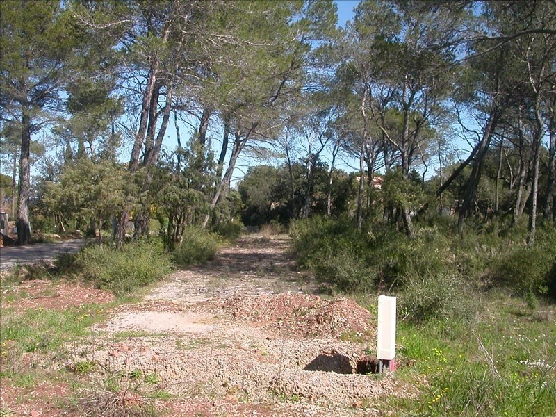 Sale site Le cannet des maures 171 000€ - Picture 1