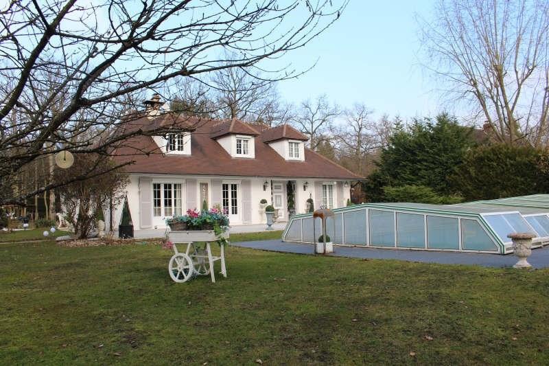 Vente de prestige maison / villa Lamorlaye 690000€ - Photo 8