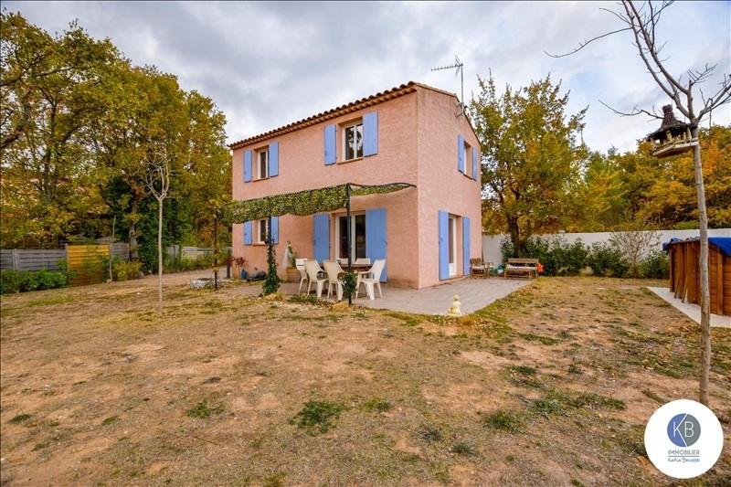Vente maison / villa Pourrieres 359900€ - Photo 1
