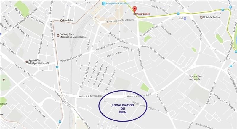 Vendita appartamento Montpellier 170000€ - Fotografia 4