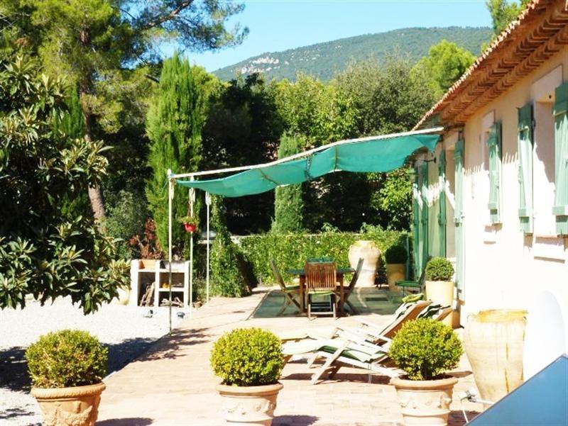 Deluxe sale house / villa Seillans 869000€ - Picture 16