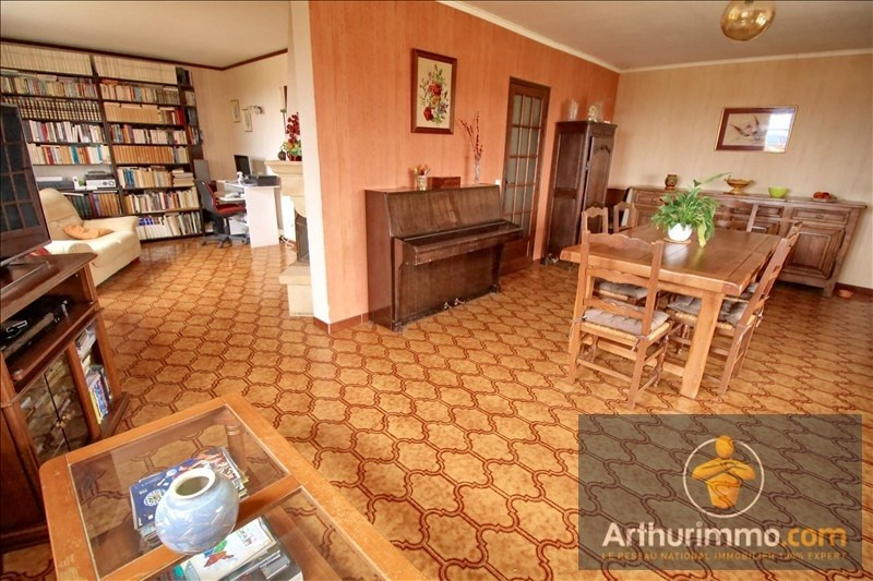 Vente maison / villa Diemoz 345000€ - Photo 6