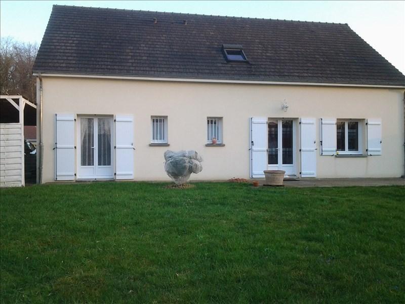 Sale house / villa Vineuil 265000€ - Picture 1