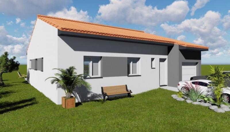 Maison  3 pièces + Terrain 310 m² Claira par ALLIANCE MAISON